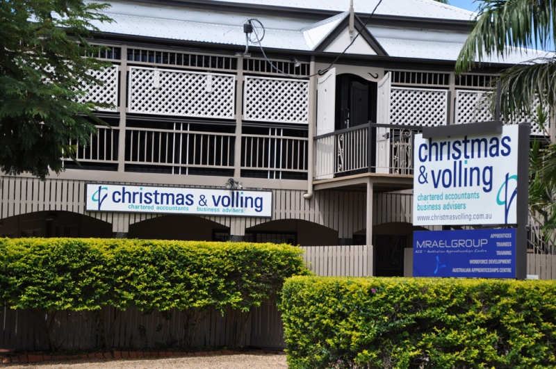 Christmas  Volling - Cairns Accountant