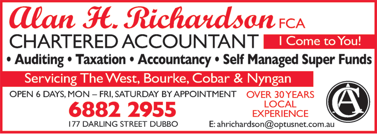 Alan H Richardson Chartered Accountant