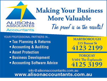 Alison & Associates Accountants