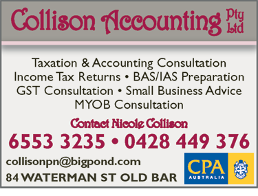 Collison Accounting