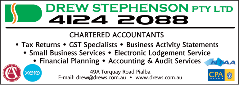Drew Stephenson Pty Ltd