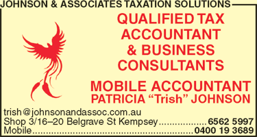 Johnson & Associates Taxation Solutions