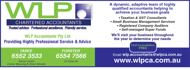 WLP Accountants Pty Ltd