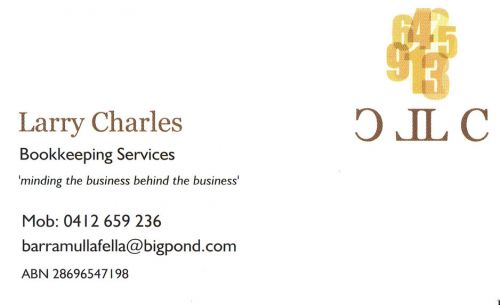 Larry Charles Bookkeeping Services
