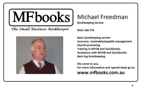 Michael Freedman Bookkeeping Service - Cairns Accountant