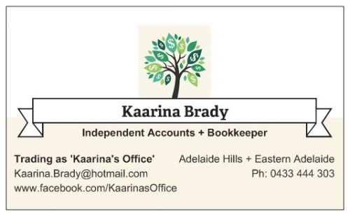 Kaarina's Office - Cairns Accountant