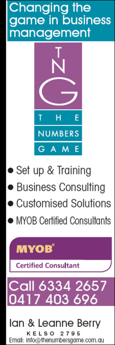 Love Your Numbers - Cairns Accountant