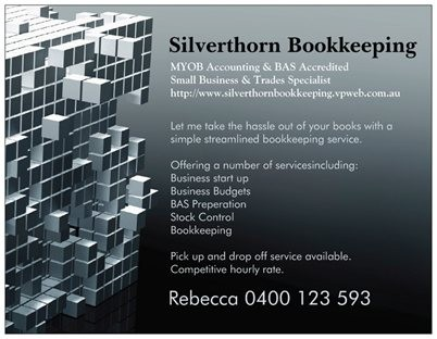 Silverthorn Bookkeeping