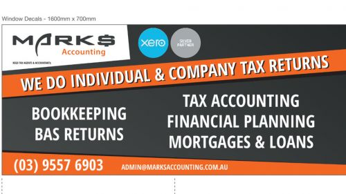 Marks Accounting - Cairns Accountant