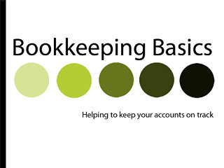 Bookkeeping Basics - Cairns Accountant