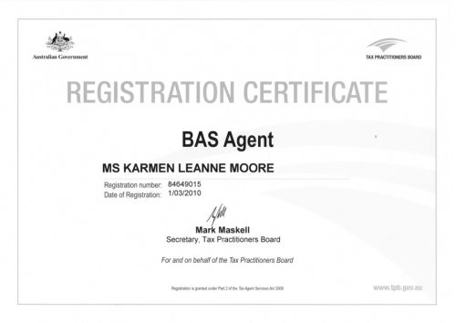 Moore BAS - Cairns Accountant